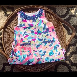 Lilly Pulitzer 6-12 months shift dress